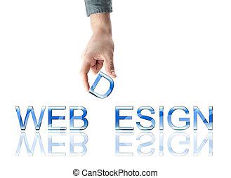 webdesign, mot