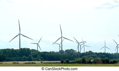 windpower, turbines