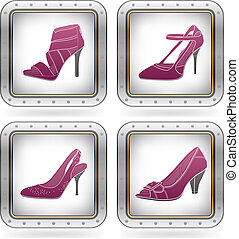 womans, chaussures