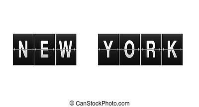 york., nouveau