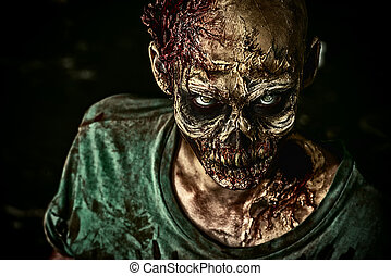 zombi, toothy