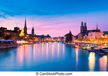 zurich, suisse